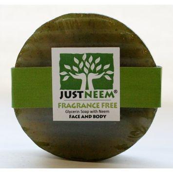Neem Soap - Fragrance Free - Face & Body - 4.2 oz
