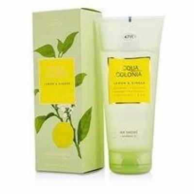 4711 Acqua Colonia Lemon & Ginger Aroma Shower Gel For Men