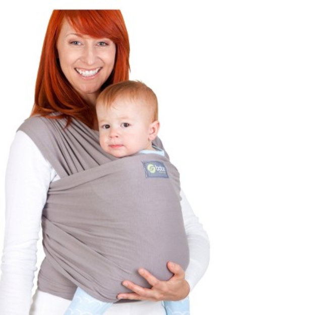 Boba Wrap Classic Baby Carrier - Gray