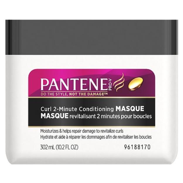 Pantene Pro-V Curly Hair Series Treatment