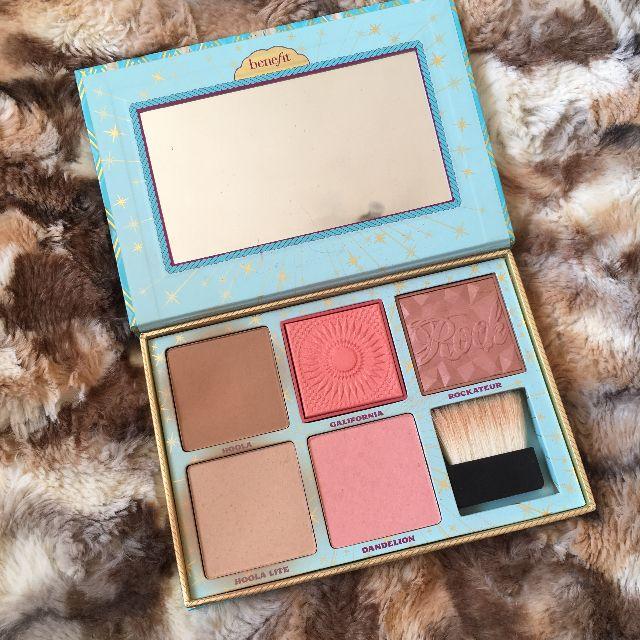 Benefit Cosmetics Cheek Parade Bronzer & Blush Palette