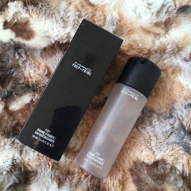 M.A.C Cosmetics Prep Plus Prime Fix+