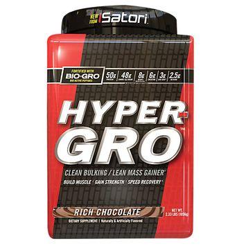 Isatori Sports Nutrition HyperGro Rich Chocolate