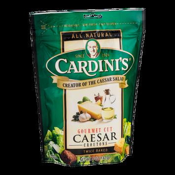 Cardini's Gourmet Cut Caesar Croutons