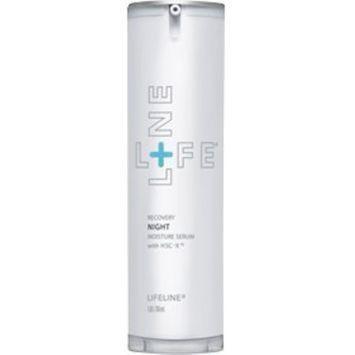 Anti-Wrinkle Night Moisture Serum with Stem Cells - by Lifeline Stem Cell Skin Care - 1 oz.