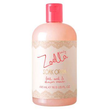 Zoella Beauty Soak Opera Bath Soak & Shower Cream 16.5 oz