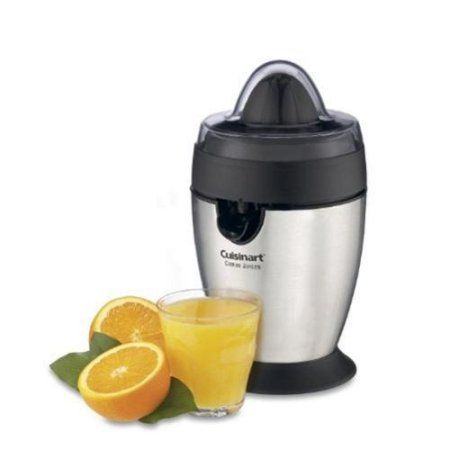 Cuisinart CCJ-100FR Citrus Juicer - Stainless Steel - Refurbished