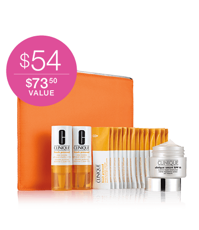 Clinique Fresh Powered Gift Set