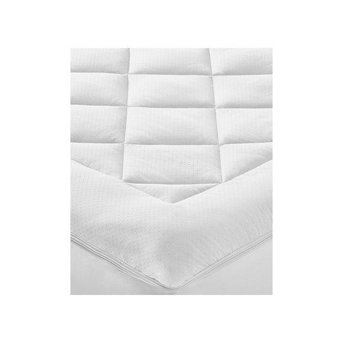 Premium Zip Top California King Mattress Pad, Created for Macy's