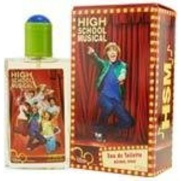 High School Musical by Disney For Men. Eau De Toilette Spray 3.4-Ounces