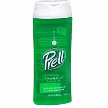 Prell Shampoo, Classic Clean 13.50 oz