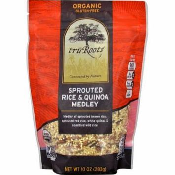 TruRoots Sprouted Rice & Quinoa Medley -- 10 oz pack of 1