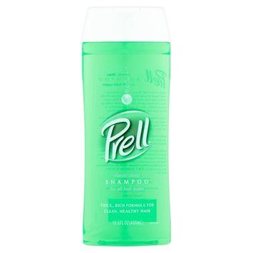 Prell Classic Clean Shampoo, For All Hair Types, 13.5 Fl. Oz.