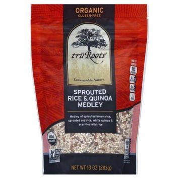 Truroots Tru Roots BWA16742 6 x 10 oz Sprouted Rice & Quinoa Blends