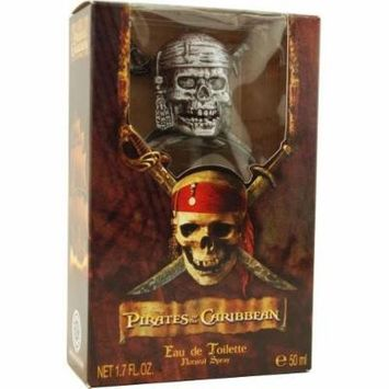 Pirates of the Caribbean by Disney for Men - 1.7 oz EDT Spray (Tropical Fruits Fragrance)