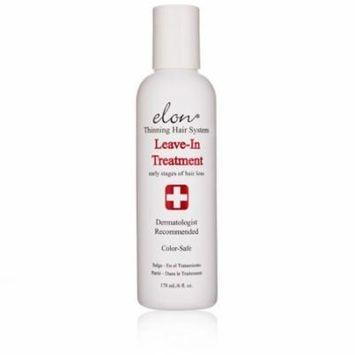 Elon Thinning Hair Leave-In Treatment, 6 Fl Oz