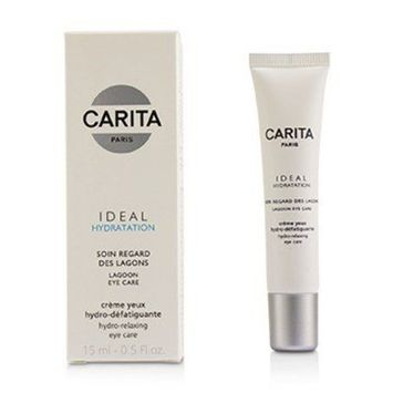Carita Ideal Hydratation Lagoon Eye Care Skincare, 0.5 Ounce