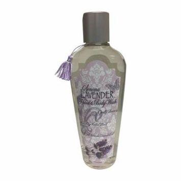 Sonoma Lavender Hand and Body Wash Lavender Shower Gel