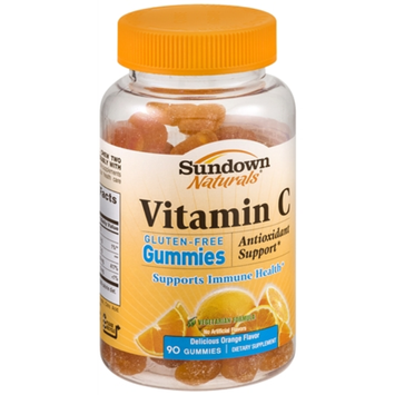 Sundown Naturals Sundown Natural Vitamin C Gummies - 50 Count
