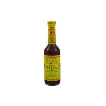 Queen City Candy Lingham's Hot Sauce Thai (1 x 12.5 FL OZ)