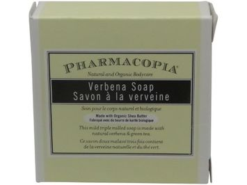 Pharmacopia Verbena Body Soap lot of 1.5oz bars. Total of 12oz (Pack of 8)