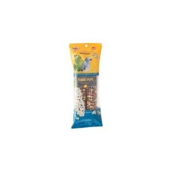 Sunseed 079743 Sunsations Yumbo Pops For Parrots And Conures - 5 Oz. 2 Pack