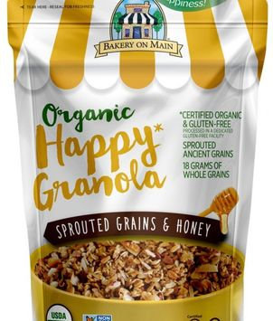 Bakery on Main Organic Happy Granola Sprouted Grains & Honey