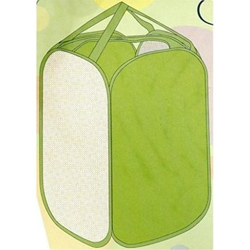 Green Little Bedding by Nojo Pop-Up Hamper