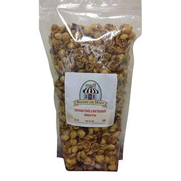 Bakery on Main Gluten Free Non-GMO Bulk Granola, Extreme Fruit & Nut, 2.5 Pounds