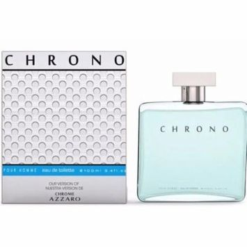 CHRONO By Eurolux For Men's Eau De Toilette 3.4 Fl oz 100 ML