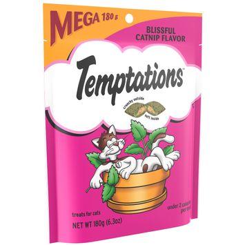 Temptations™ Blissful Catnip Flavor Treats for Cats