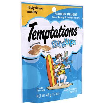 Temptations® MixUps Surfers' Delight Cat Treats