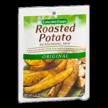 Concord Foods Roasted Potato Seasoning Mix Original