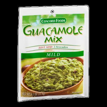 Concord Foods Guacamole Mix Mild