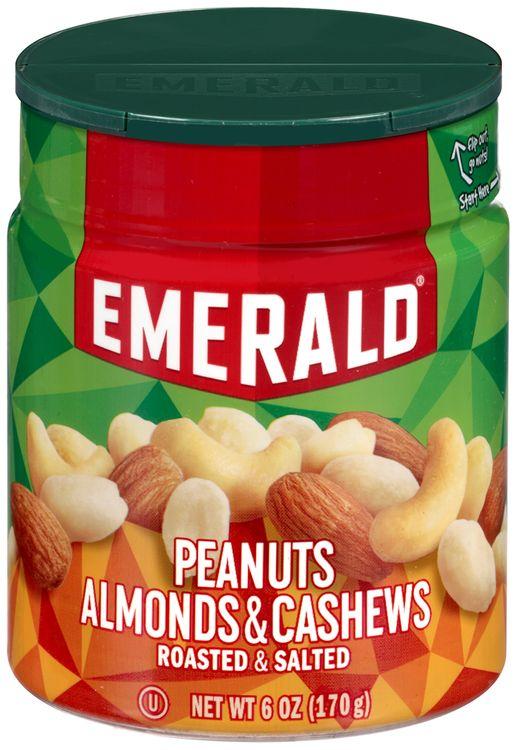 Emerald® Peanuts, Almonds & Cashews