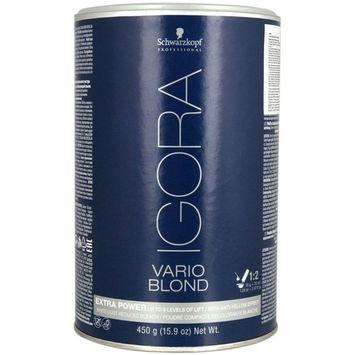 Schwarzkopf Professional Igora Vario Blond Extra Power, 15.9 Ounce