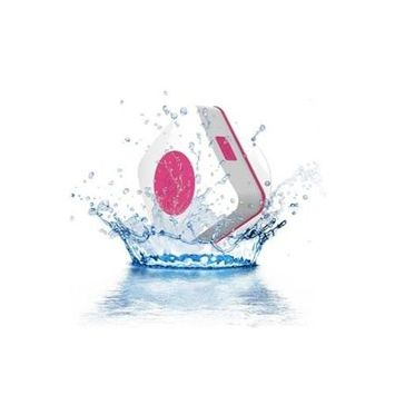 URGE Basics Aquacube Wireless Bluetooth Speaker - Water Resistant