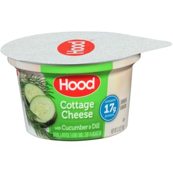 Hood® Small Curd Cottage Cheese with Cucumber & Dill