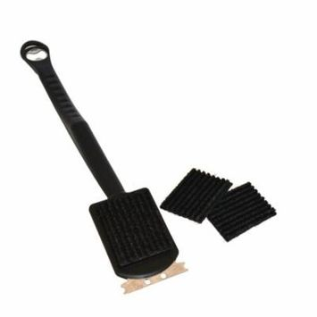 Kingsford GrillMate Deluxe Barbecue Cleaning Tool ~ Safer/Bristle Free Grill Cleaner ~ with Replaceable Cleaning Pads Included