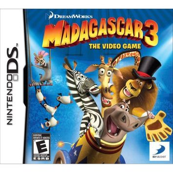 Torus Games Madagascar 3: The Video Game (DS) - Pre-Owned