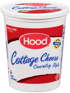 Hood® Country Style Small Curd Cottage Cheese