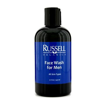 Russell Organics 7400 Face Wash For Men