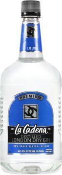 La Cadena® Premium Distilled London Dry Gin