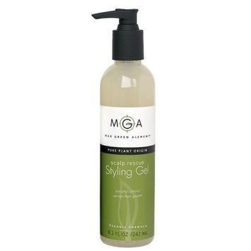 Max Green Alchemy Scalp Rescue Styling Gel, 8.2 fl oz