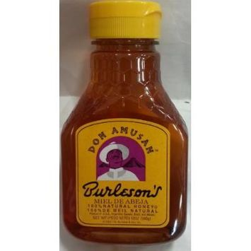 Burleson's Don Amusan Honey 12 Oz (Pack of 3)