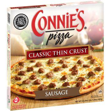 Connie's® Pizza Sausage Classic Thin Crust Pizza