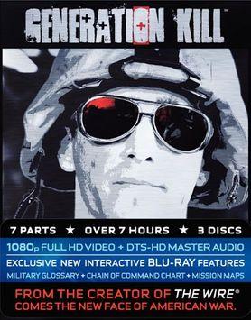 Hbo Studios [Generation Kill [Blu]ray]