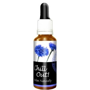 Anti-Stress Remedy - Chill Out Flower Essence Blend - to Help Calm Stress, Tension & Anxiety. 50ml spray bottle