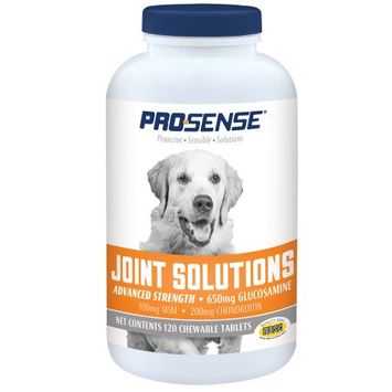 Prosense United Pet Group 2 Packs 120CT Advan Glucosamine