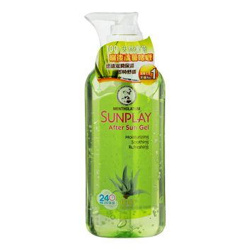 Mentholatum - Sunplay After Sun Aloe Vera Gel 200g
